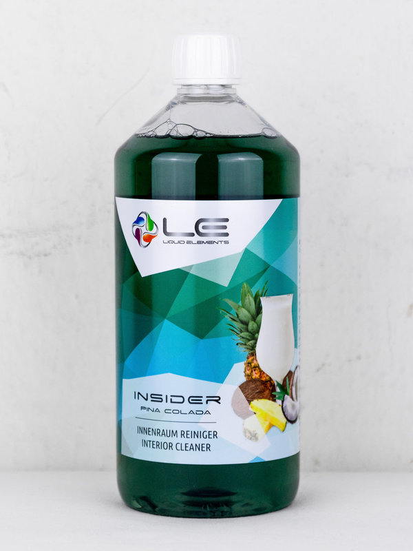 Liquid Elements Insider Innenraumreiniger Pina Colada 1000ml