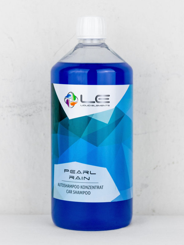 Liquid Elements Pearl Rain Autoshampoo Konzentrat 1000ml