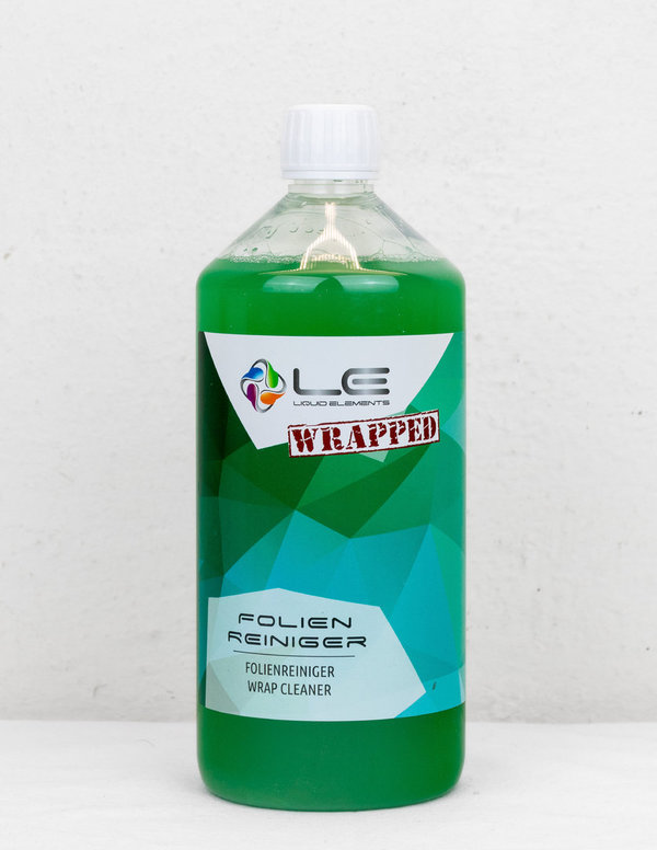 Liquid Elements WRAPPED Folienreiniger 1000ml