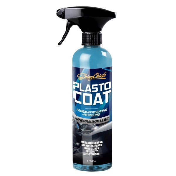 Shiny Chiefs Plasto Coat 500ml