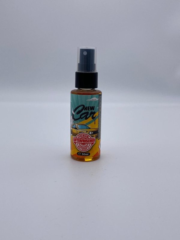 Shiny Chiefs Flavour Bomb - NEW Car 50ml