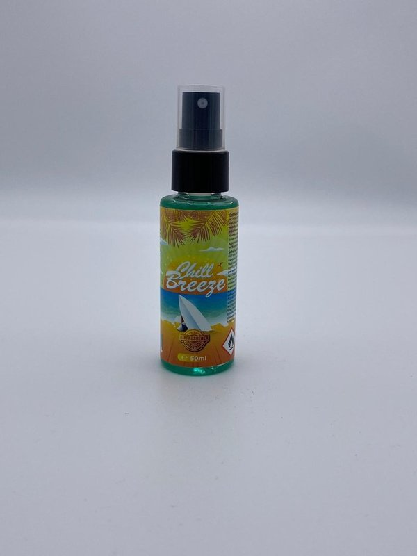 Shiny Chiefs Flavour Bomb - Chill Breeze 50ml