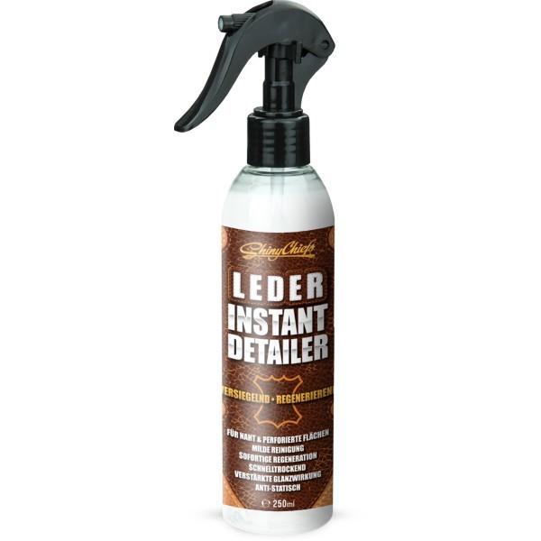 Shiny Chiefs Leder Instant Detailer 250ml