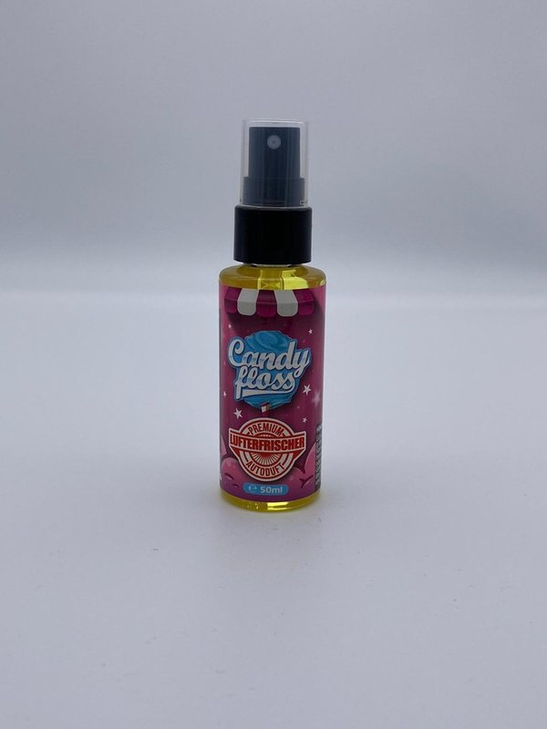 Shiny Chiefs Flavour Bomb Candy Floss
