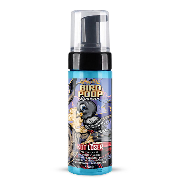 Shiny Chiefs Bird Poop Remover 200ml