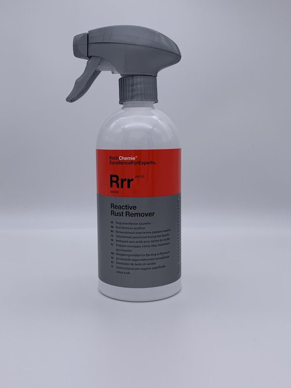 Koch Chemie Reactive Rust Remover RRR 500ml